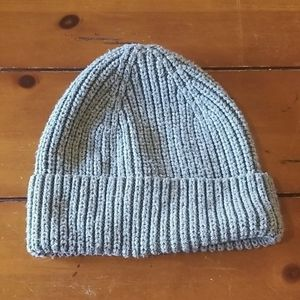 Light Grey Beanie from Target